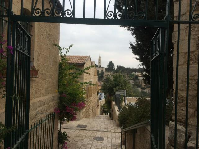 Yemín Moshé, Jerusalén