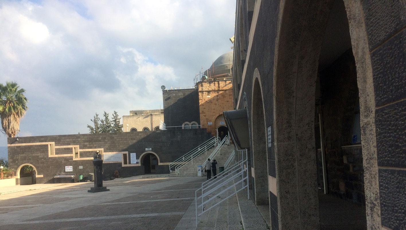 Tumba Rabi Meir Baal Hanes, Tiberias
